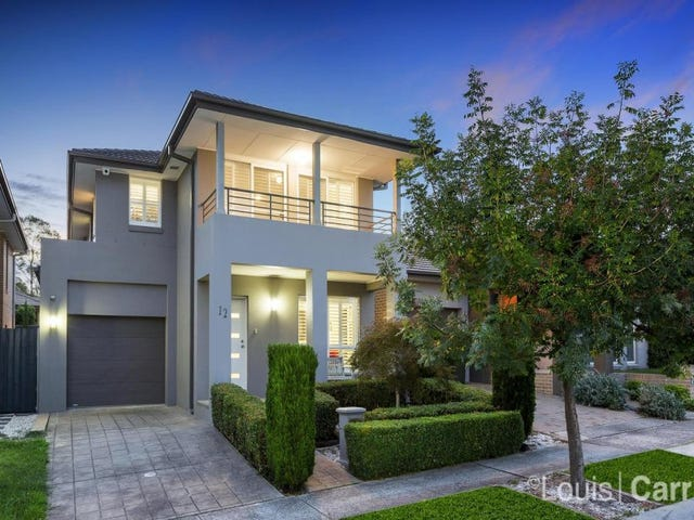 12 Grandiflora Street, Rouse Hill, NSW 2155