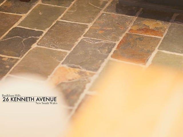 26 Kenneth Avenue, Baulkham Hills, NSW 2153