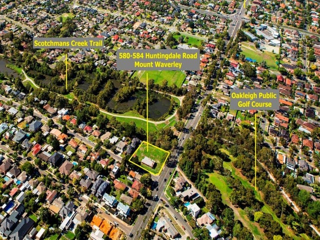 580-584 Huntingdale Road, Mount Waverley, Vic 3149