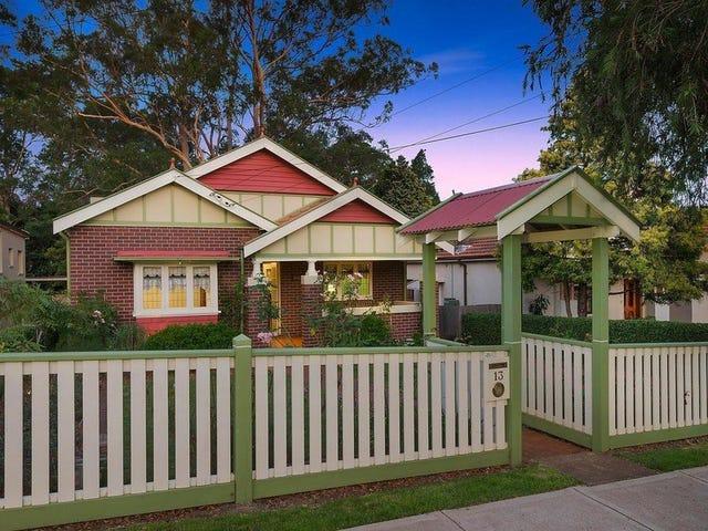 13 Lakeside Road, Eastwood, NSW 2122