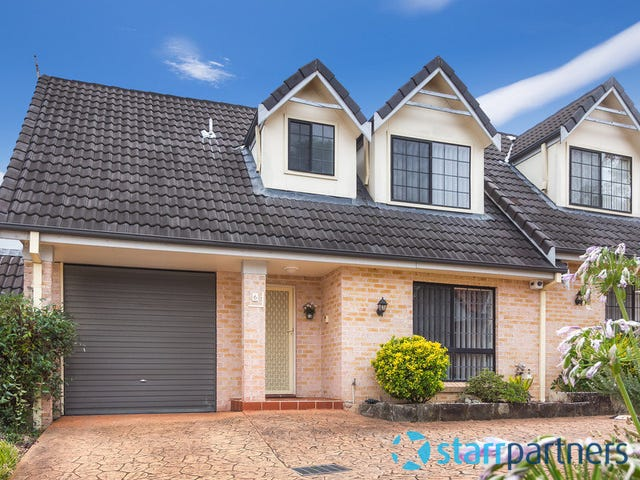 6/11-11A Ellis Street, Merrylands, NSW 2160