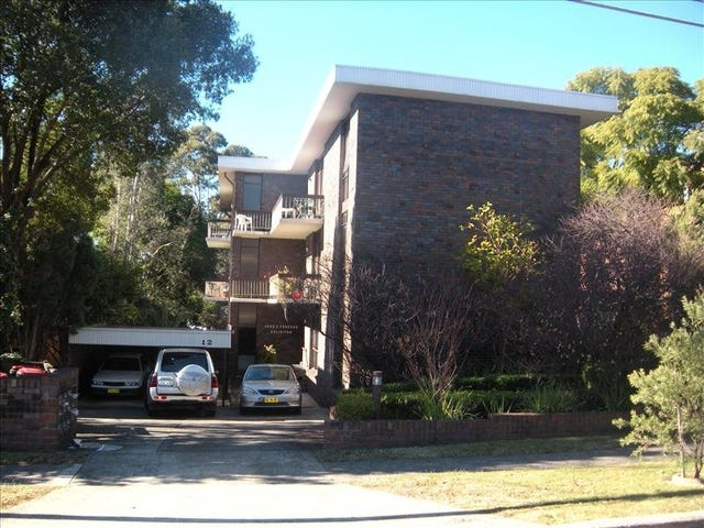 6/12 Station Street, West Ryde, NSW 2114