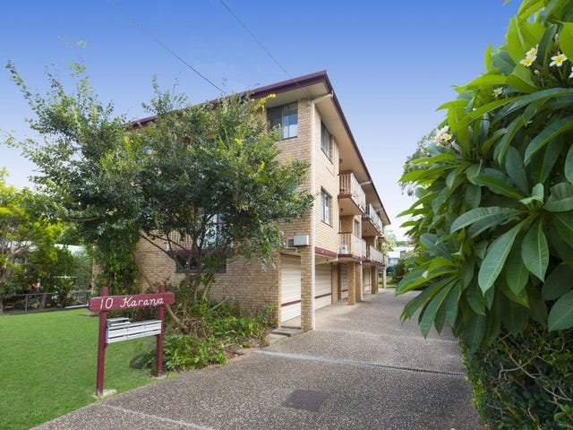 6/10 Ward Street, Indooroopilly, Qld 4068