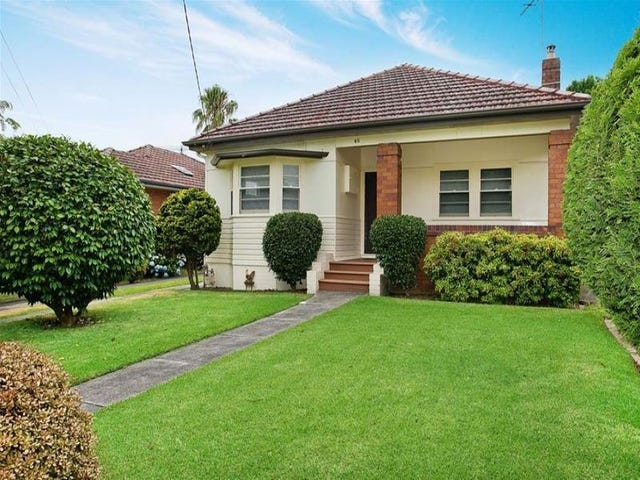 45 Earl Street, Hunters Hill, NSW 2110
