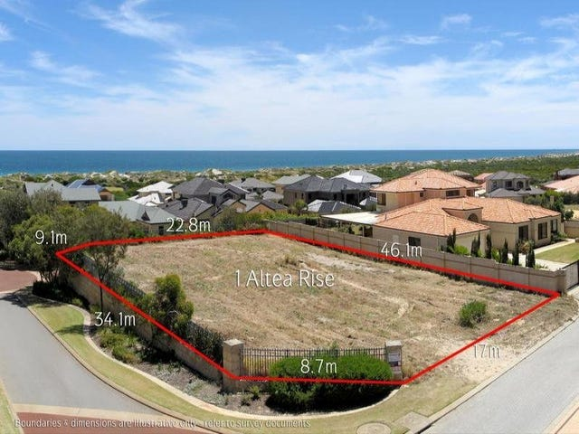 1 Altea Rise, Secret Harbour, WA 6173