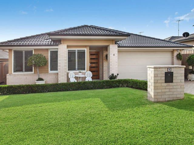 4 Hume Street, Kellyville Ridge, NSW 2155