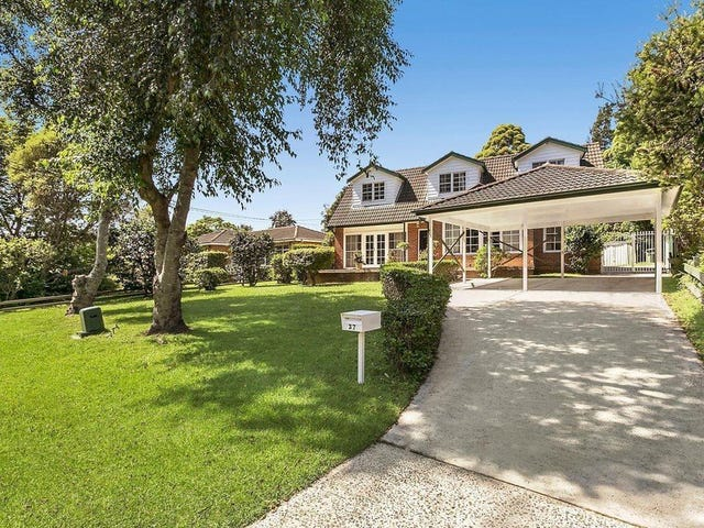 37 Apps Avenue, Turramurra, NSW 2074