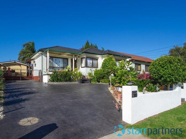 11 Karani Avenue, Guildford, NSW 2161
