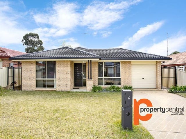6 Procyon Place, Cranebrook, NSW 2749
