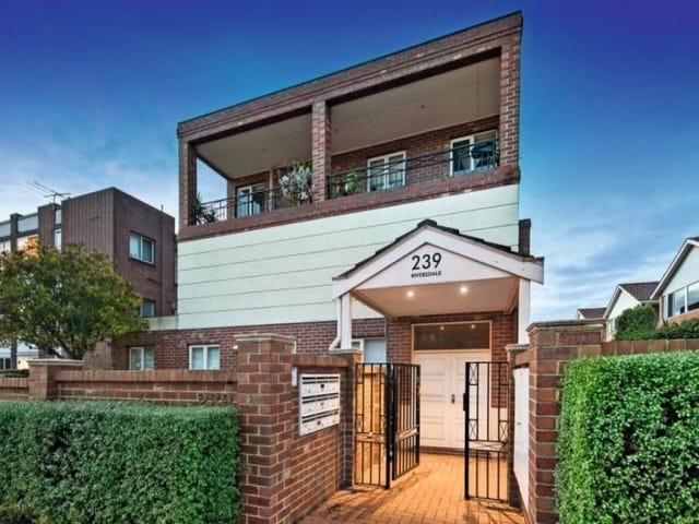 4/239 Riversdale Road, Hawthorn East, Vic 3123