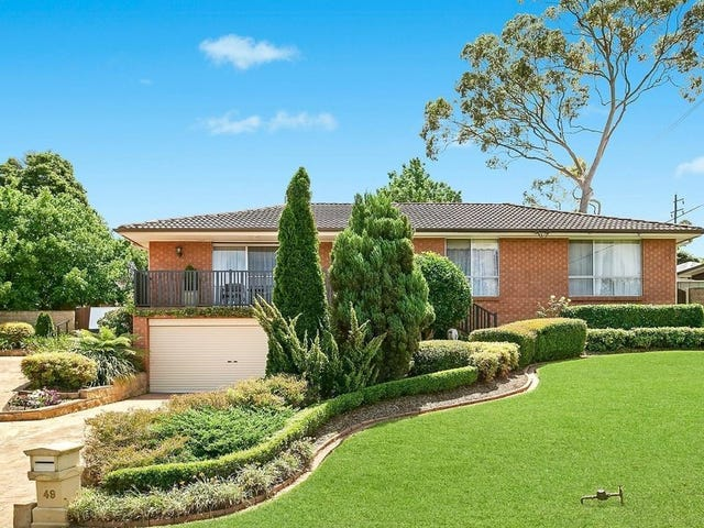 49 Geraldine Avenue, Baulkham Hills, NSW 2153