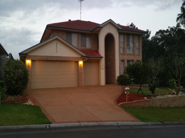 1 Radcliffe Place, Kellyville, NSW 2155