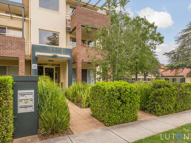 20/16 Batman Street, Braddon, ACT 2612