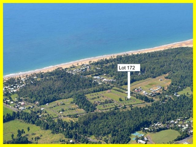 Lot 172 Shelly Court, Mission Beach, Qld 4852