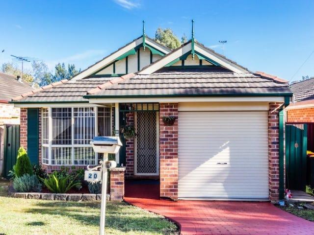 20 Burnham Ave, Glenwood, NSW 2768