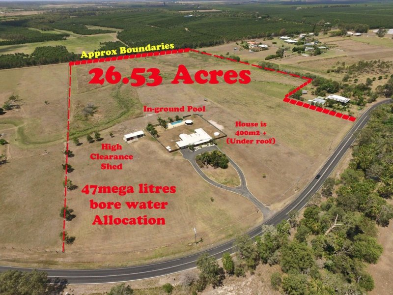 415 Moore Park Road Welcome Creek Qld 4670 House For