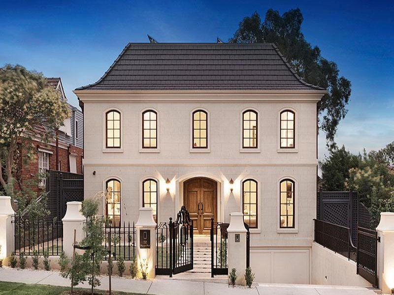 Sold price for 72 panoramic road balwyn north vic 3104 for French provincial homes for sale