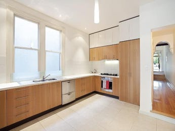 Floorboards in a kitchen design from an Australian home - Kitchen Photo 411479