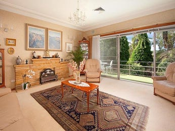 Beige living room idea from a real Australian home - Living Area photo 487334