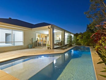 Photo of a geometric pool from a real Australian home - Pool photo 759202