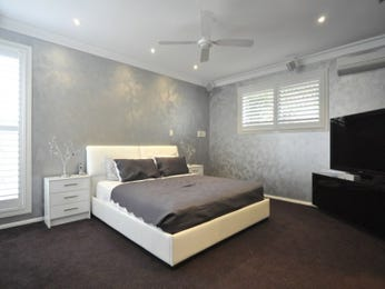 Black bedroom design idea from a real Australian home - Bedroom photo 980488