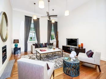 Blue living room idea from a real Australian home - Living Area photo 1575309