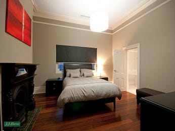 Brown bedroom design idea from a real Australian home - Bedroom photo 122857