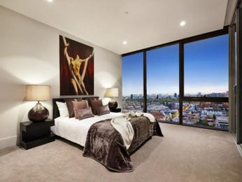 Brown bedroom design idea from a real Australian home - Bedroom photo 8422449