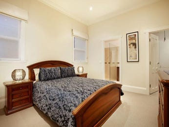 Brown bedroom design idea from a real Australian home - Bedroom photo 508472