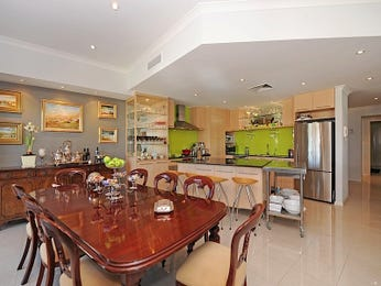 Beige dining room idea from a real Australian home - Dining Room photo 364865