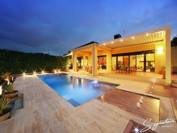 Photo of a geometric pool from a real Australian home - Pool photo 894042