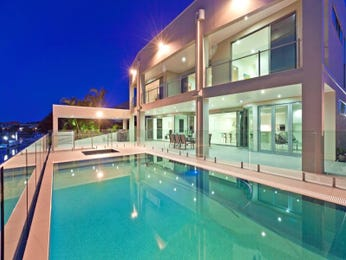 Photo of a geometric pool from a real Australian home - Pool photo 1360342