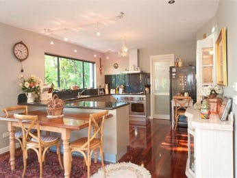 Brown dining room idea from a real Australian home - Dining Room photo 494941