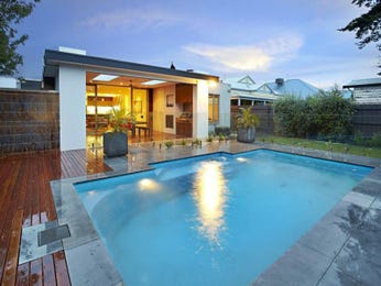 Photo of a geometric pool from a real Australian home - Pool photo 535385