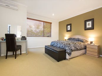 Beige bedroom design idea from a real Australian home - Bedroom photo 1163386