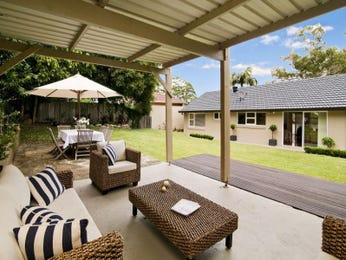 Outdoor living design with verandah from a real Australian home - Outdoor Living photo 126779