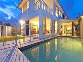 Photo of a geometric pool from a real Australian home - Pool photo 762621