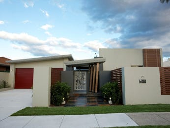 Photo of a concrete house exterior from real Australian home - House Facade photo 128110