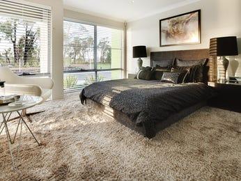 Black bedroom design idea from a real Australian home - Bedroom photo 16144529