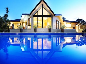 Photo of a freeform pool from a real Australian home - Pool photo 507644