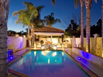 Photo of a geometric pool from a real Australian home - Pool photo 831617