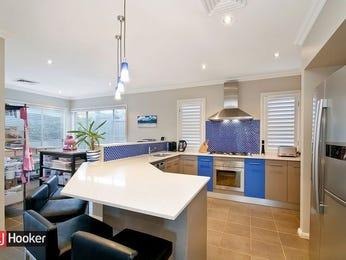 Modern kitchen-dining kitchen design using tiles - Kitchen Photo 2351441