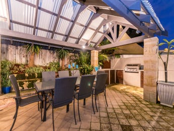 Outdoor living design with bbq area from a real Australian home - Outdoor Living photo 16735885