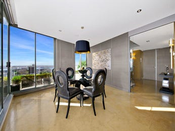 Black dining room idea from a real Australian home - Dining Room photo 1582115