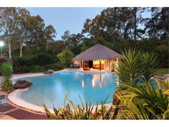 Photo of a freeform pool from a real Australian home - Pool photo 132697