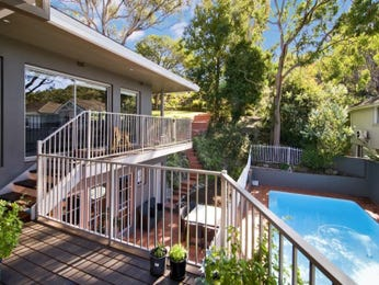Outdoor living design with deck from a real Australian home - Outdoor Living photo 479515
