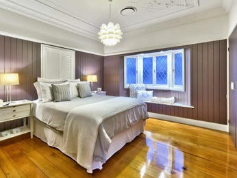 Brown bedroom design idea from a real Australian home - Bedroom photo 715676