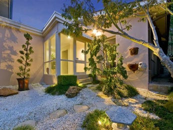 Photo of a landscaped garden design from a real Australian home - Gardens photo 133546
