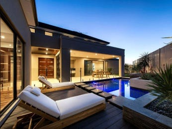 Photo of a modern pool from a real Australian home - Pool photo 7372009