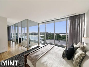 Grey bedroom design idea from a real Australian home - Bedroom photo 8159677